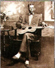Charley Patton 1891-1934