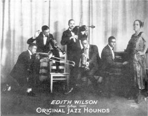 Edith Wilson and her Original Jazz Hounds