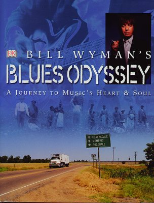 Blues Odyssey. front cover