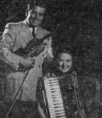 Frank and Esther, The Sweethearts of the Radio